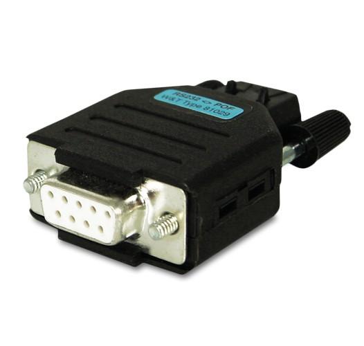 RS232 Isolator STD LWL 9Pin RL