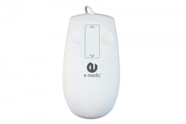 Medizinische Laser Maus Silikon e-medic LS01