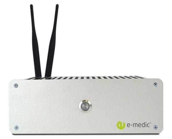Medizinischer Computer e-medic™ Silence ST-M(i)