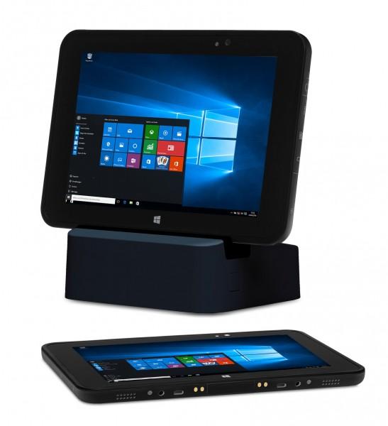"e-medic™ Tablet 8,4"" schwarz"