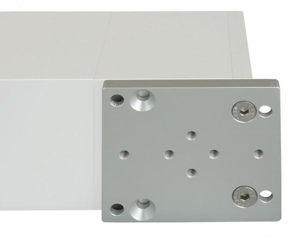 MEDX/MED5 Montageplatte KIT